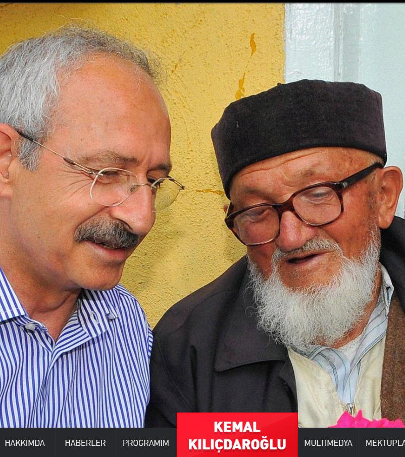 Kemal Kılıçdaroğlu - Personal Website